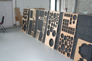 Wood Laser Cutouts